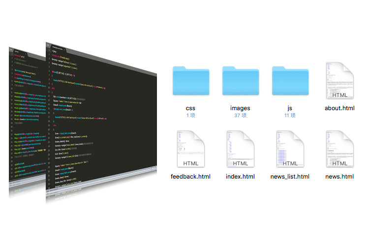 使用DIV+CSS技术重构HTML