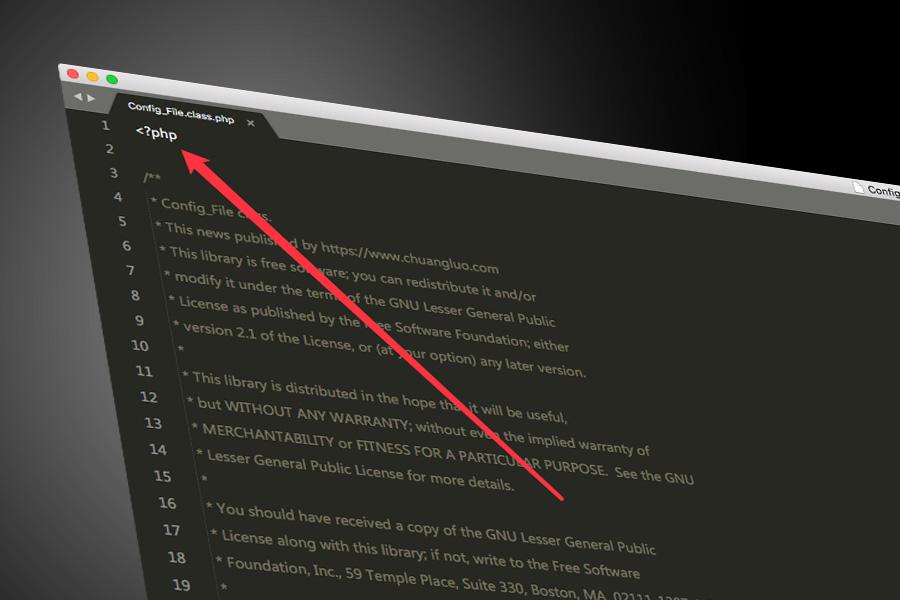 怎样查看一个乐动体育网站是不是用PHP开发的